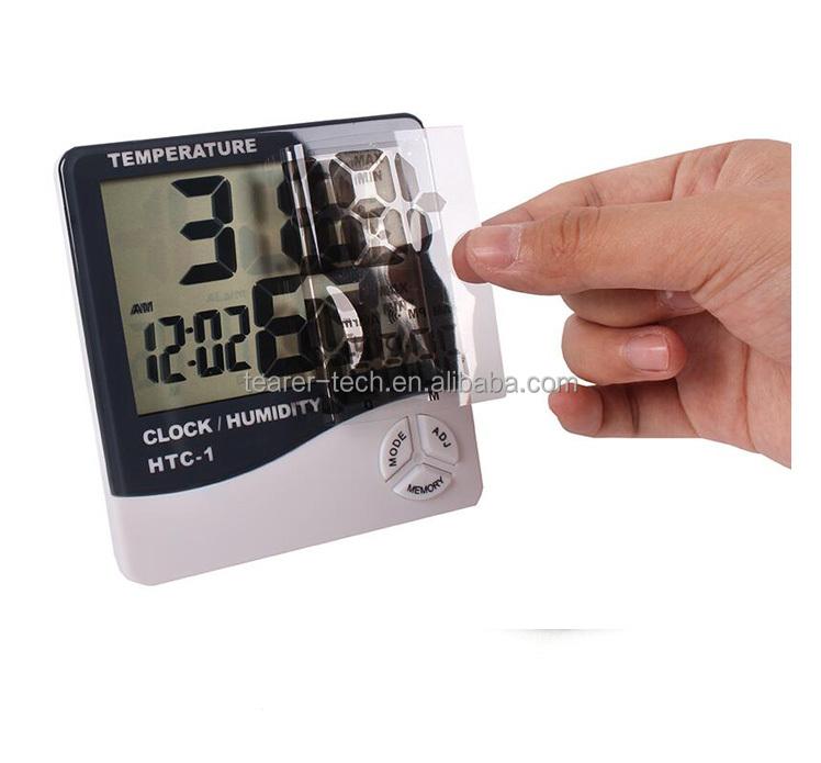Mini Digital LCD Thermometer Hygrometer Feuchtigkeit Temperaturmesser Indoor