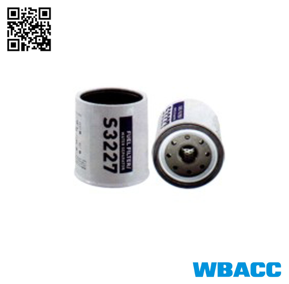 Wbacc Filter Good Quality Diesel Fuel Filter S3227 For Racor - Buy Fuel  Filter For Racor S3227 Product on Alibaba.com