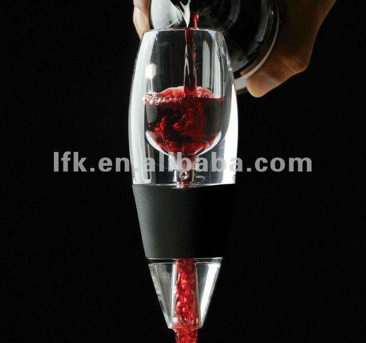 Classic Magic Wine Aerator with Bag & Filter D320