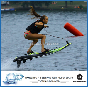 BIGBANG HANGZHOU carbon fiber super light surfboard jet power price surf sup boards high speed jet surfboard factory price sale
