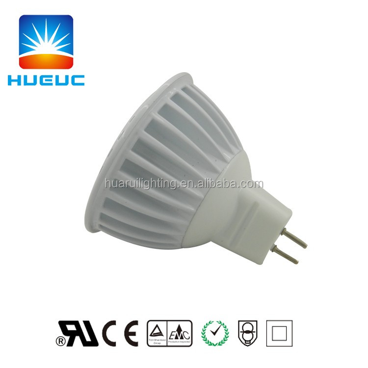 4w 6w 8w UL approved GU5.3 Base MR16 Directional LED the Lamp,COB LED Spotlight