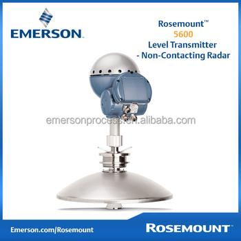 Emerson Rosemount 5600 Non-contact Radar Level Sensor - Buy Level  Sensor,Water Level Sensor,Radar Product on Alibaba com