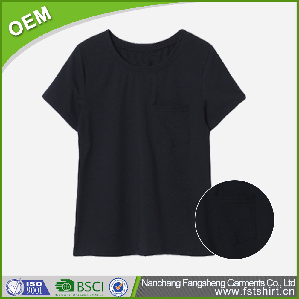 Blank Black T Shirt, Blank Black T Shirt Suppliers and ...