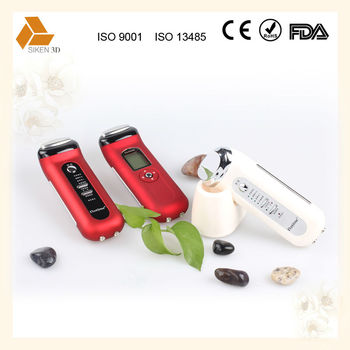Portable high frequency Notime facial massage device SKB0602