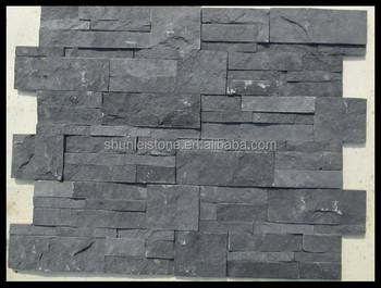Slate Multi Colour Stone Cladding