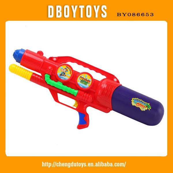 Haute pression longue distance en plastique pistolet eau avec r servoir id de produit - Pistolet a eau longue portee ...
