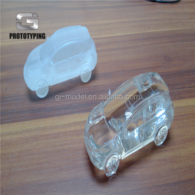 OEM hot-selling pmma rapid prototyping silicon mold making model products by silicon mold makers factory