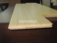 Green Natural Material High Quality Solid Eco Forest Bamboo Flooring