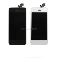 2019 hot sale mobile phone lcd touch pad for iphone 5g display screen with touch mobile lcd replacement