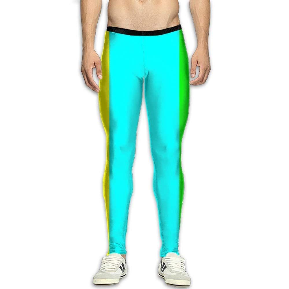 JustOneStyle New 072 Skin Tights Compression Base Layer Black Star Running Short Pants Mens