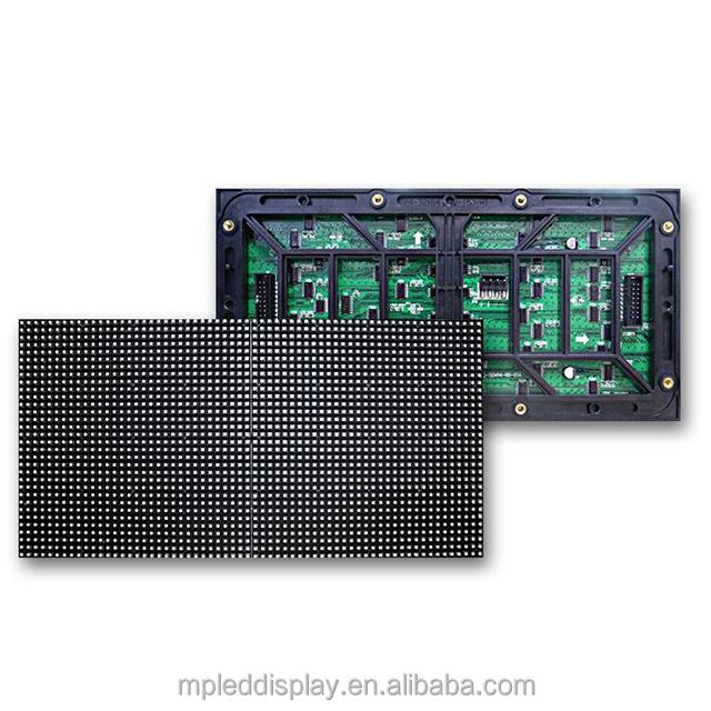 2020 de Alta Luz IP65 impermeable pantalla 32X16 módulo Led P4 P5 P6 P8 P10 al aire libre