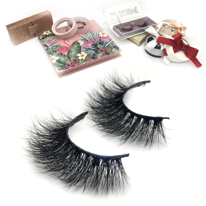 2019 Private Label Magnetic 3D Mink Eyelashes, OEM Eyelash Extension 3d Mink False Eye Lashes