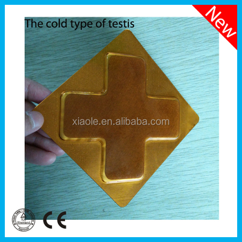 our patent products fertil mate baby start testis cooling patch