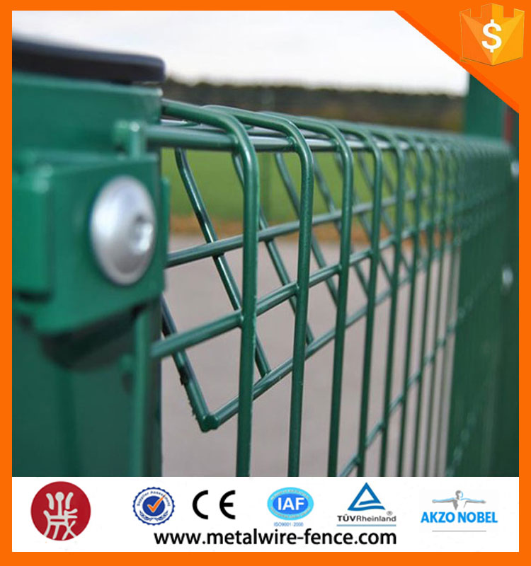 swimming pool rolltop fence/residential rolltop fence/metal rolltop fence
