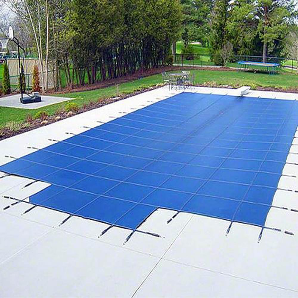Oem/odm Rectangle Pattern And Pvc Material Automatic Pool Cover ...