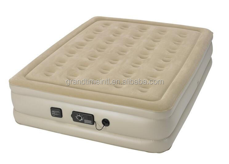 Airtek Raised Air Mattress with Never Flat Pump