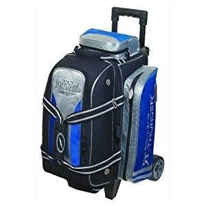 Storm 2 Ball Rolling Thunder Bowling Bag- Blue/Black/Silver