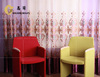 interior decorations embroidery curtains for living room