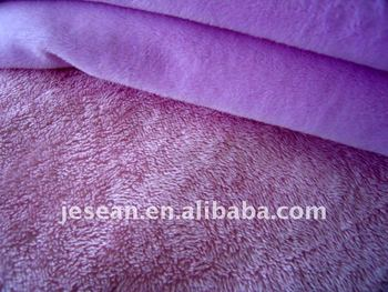 Ccr-2032 70%polyester And 30%spandex Velvet Fabric