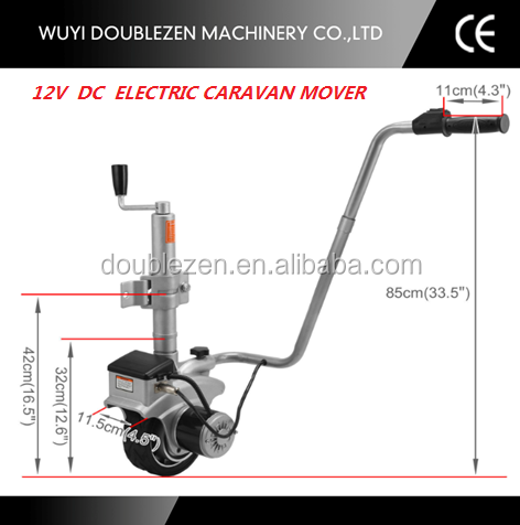 12v dc elektrische caravan mover trailer onderdelen. Black Bedroom Furniture Sets. Home Design Ideas