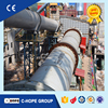 Hot selling high efficient durable cement rotary kiln with ISO CE approved