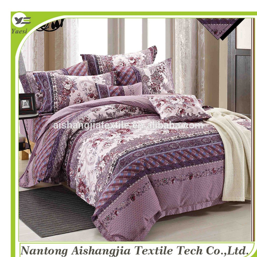 2017 most popular bedsheet for sale