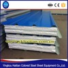 High quality good price Insulated steel EPS sandwich panel for wall and roof