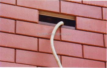 Zsr corium mattoni muro di rivestimento sistema klinker