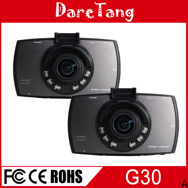 Factory direct 2014 170 degree wide angle 1080 Full HD G30 internal camera for car