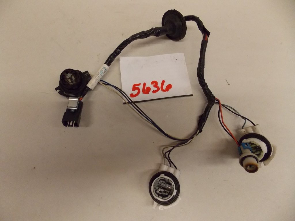 Cheap Cadillac Cts Tail Light Find Deals On 1963 Wiring Harness Get Quotations 04 07 Left Oem 5636
