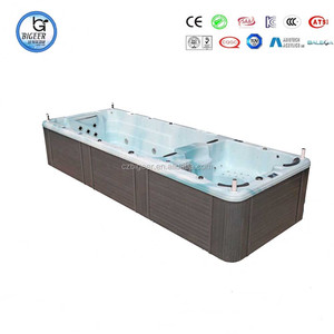 Hot sale CE Approved Aristech Acrylic Outdoor Swimming Pool In Ground Swimming Pool (BG-6610A/B)