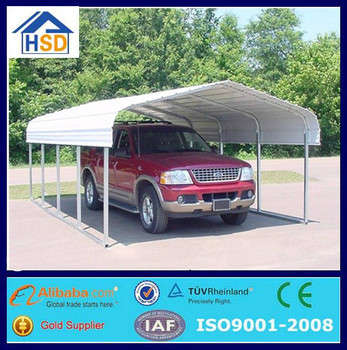 steel frame portable car cover shed garage folding 10x10 canopy tent  sc 1 st  Alibaba & Steel Frame Portable Car Cover Shed Garage Folding 10x10 Canopy ...