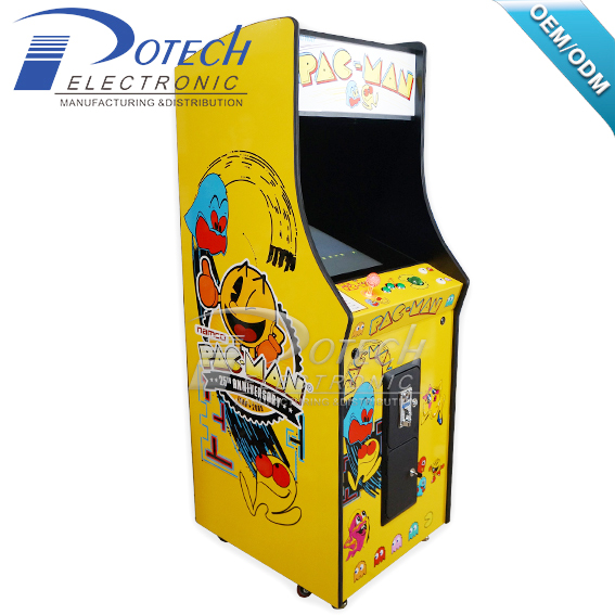 Classic Donkey Kong Arcade Games 60 In 1 Upright Arcade ...