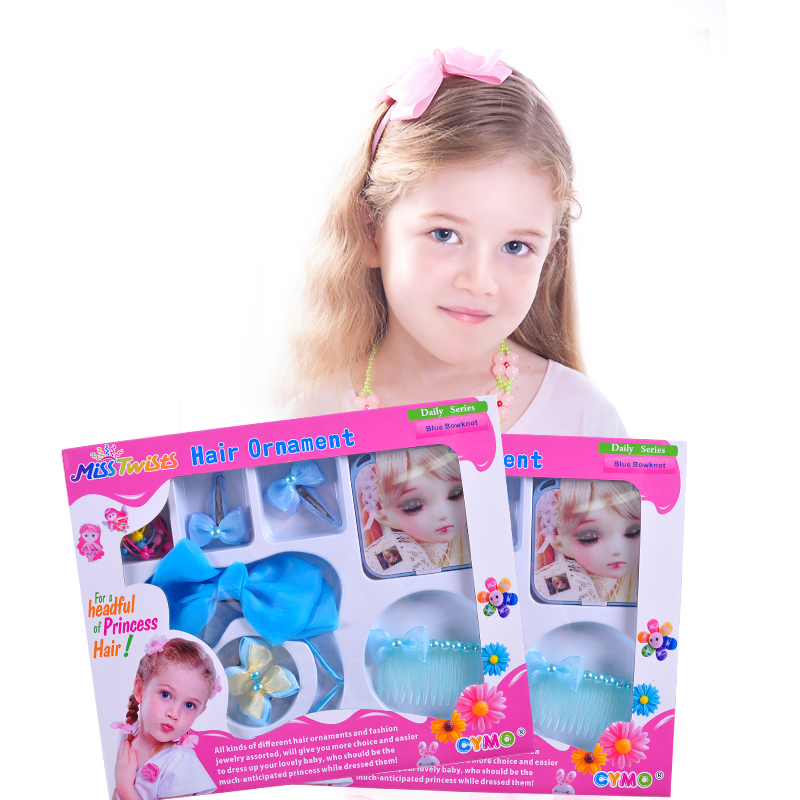 Hot Sale Beautiful Bowknot Girls Party Hair Accessories
