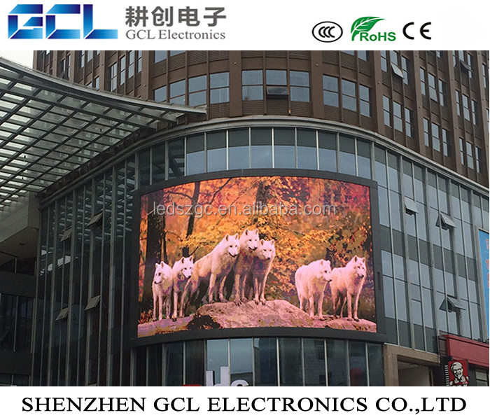 p10 led sign display commercial advertising outdoor giant led screen video wall pantalla led front access p10 p8 led videowall