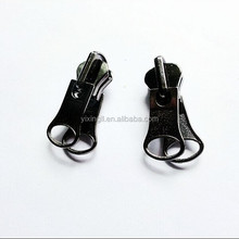 High quality YYX e-coat color two sided puller reversible zipper slider