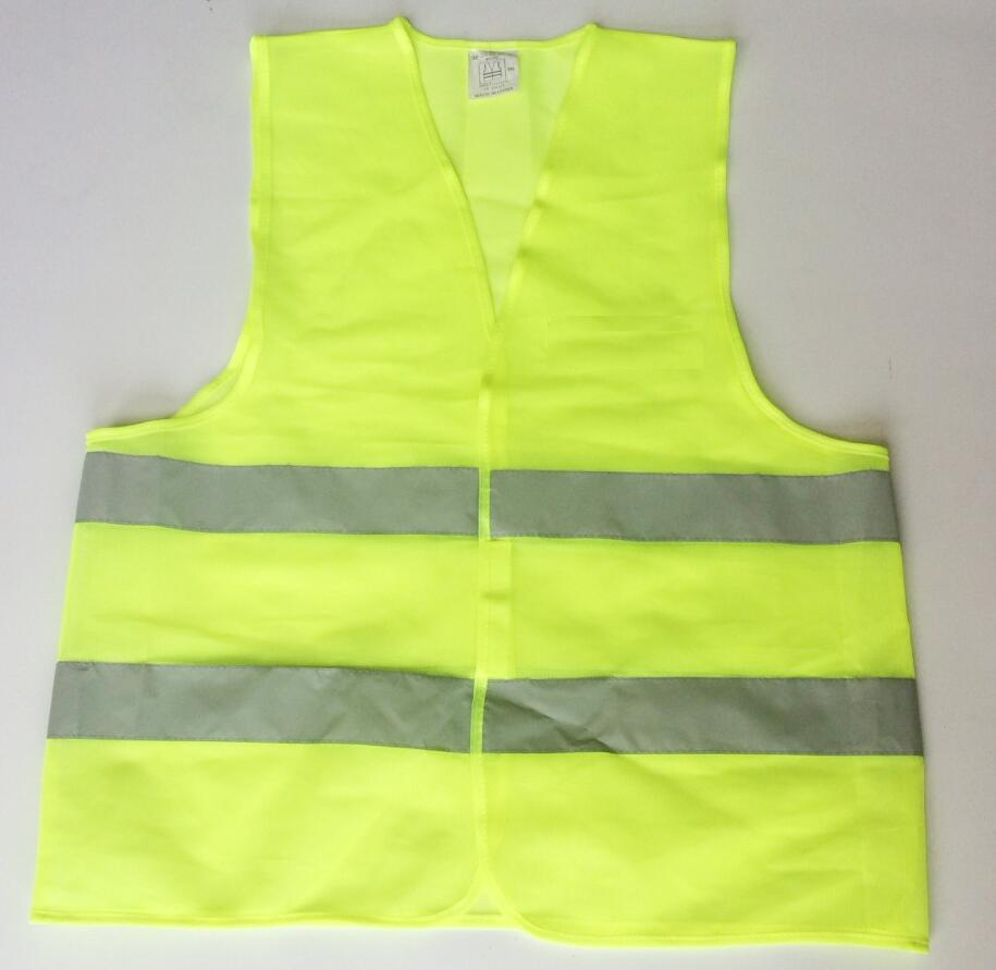 hot 2017 cheap safety reflective t-shirt vest reflecting