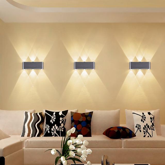 Wall Lamp Indoor Modern Living Room Bedroom Background Decoration
