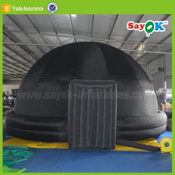 giant 360 degree Fulldome inflatable planetarium dome home projection planetarium dome projector for dome & Giant 360 Degree Fulldome Inflatable Planetarium Dome Home ...