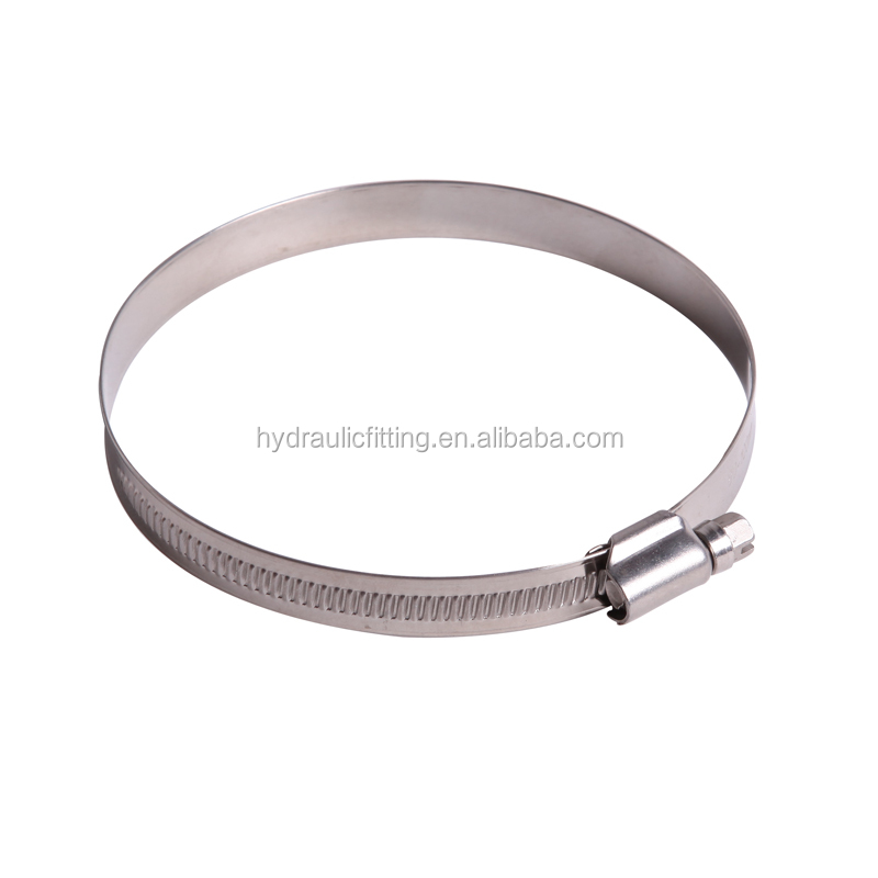 stainless steel heavy duty bar wire repair fitting tube hose pipe clamp