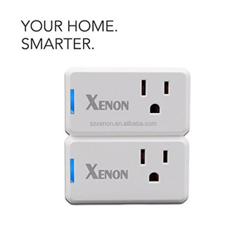 Xenon Smart Home Remote Control Your Devices from Anywhere Timer Surge Protector 24hr