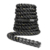 1.5 Inch Black Crossfit Polypropylene PP Nylon Climb Battle Rope for Crossfit Strength Training