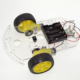 High Quality Educational Learning 2WD Intelligent Robot DIY RC Smart Car Kit Chassis