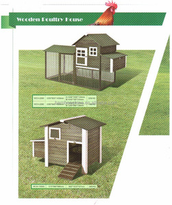 Cheap wooden poultry house chicken coop