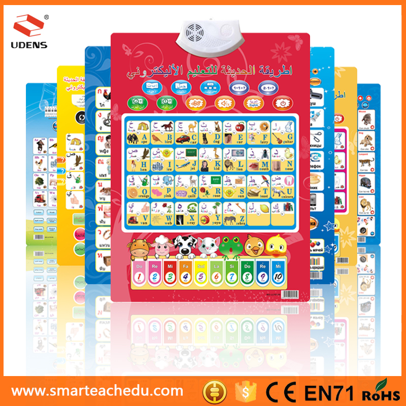 Animal Kids Wall Chart Autism Educational <strong>Toys</strong>,<strong>Arabic</strong> Educational <strong>Toys</strong>