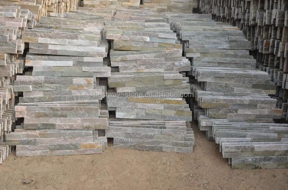 Piedras para interiores precios pizarra oxidada piedra Pared de piedra precio