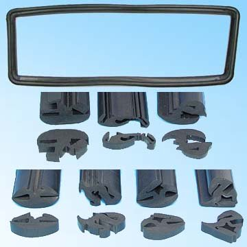 Auto Weatherstrips And Windshield Seals