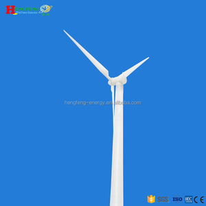 100KW wind turbine with automatic voltage regulation