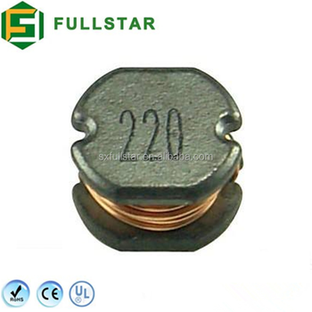 High Current Surface Mount Power Inductor 1200uH