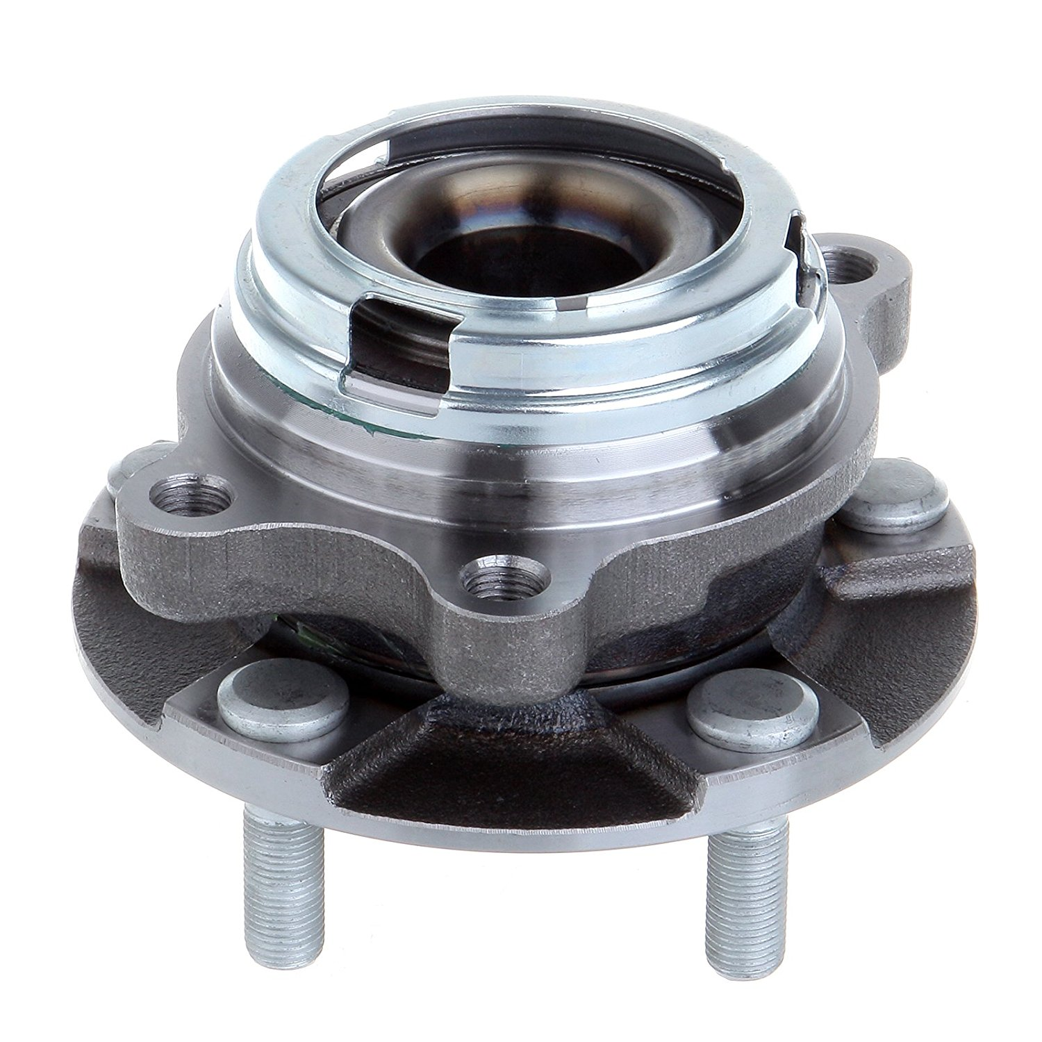 ECCPP New Front Wheel Hub Bearings for a Nissan 2003-2007 Murano 2004-2009 Quest 5 Lug